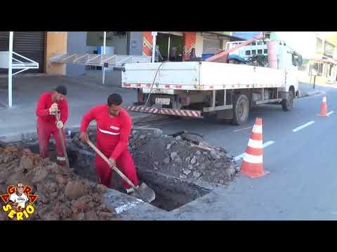 A Maldição do asfalto novo de Juquitiba , Sabesp o Cupim do Asfalto