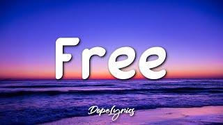 PINEO & LOEB - Free (Lyrics) feat. Liinks & Kayo