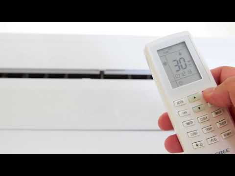 Кондиционер Gree GWH09QB-K3DNB6G (Smart DC inverter) Video #1
