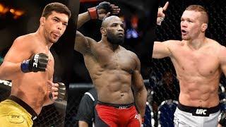 Петр Ян дебютировал в UFC, ветеран UFC подписан в Bellator, магические изменения Йоэля Ромеро