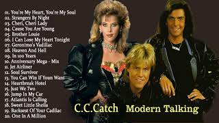 Modern Talking, C C Catch Greatest Hits Full Album 2018 Collection