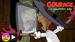Courage the Cowardly Dog | Art Attack | Cartoon Network