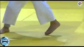 Judo Grand Prix Almaty 2013 Semifinal -90kg BOZBAYEV Islam (KAZ) - SILVA Eduardo (BRA)