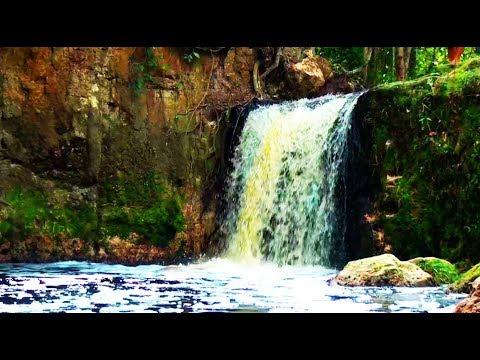 Cachoeira dos Domingos em Belágua Maranhão.