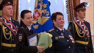 В областной филармонии отметили сотый день рождения уголовно-исполнительной инспекции