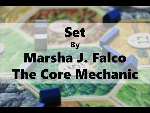 Set by Marsha J. Falco