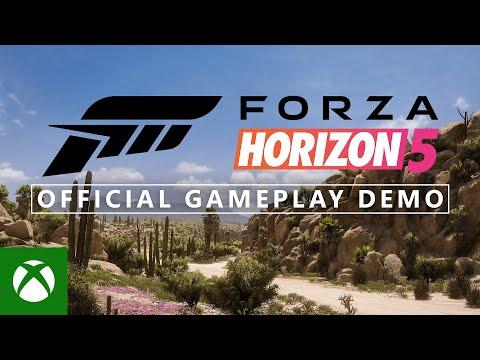 Видео № 1 из игры Forza Horizon 5 [Xbox]