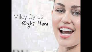 Miley Cyrus - Right Here (NEW SONG 2016)