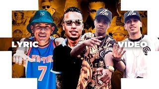 MC Rafa Original, MC FH, MC Nando e MC Luanzinho