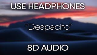 Luis Fonsi Justin Bieber – Despacito (8D Audio)