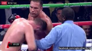 Kubrat Pulev (Кубрат Пулев) vs  Hughie Fury (Хюи Фюри)   27.10.2018   Round 7