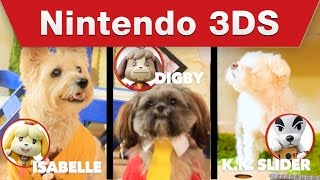 Animal Crossing: Happy Home Designer - Isabelle & Digby's New House