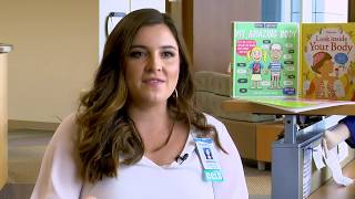 Watch the video - Medical Insight: Child Life Specialist – Essentia Health