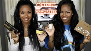 October Favorites 2016 | Glamtwinz334