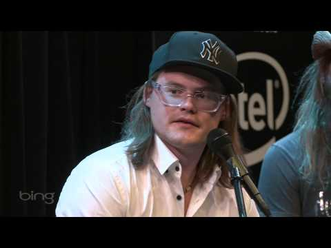 Metal Heads With Broken Hearts Interview (Bing Lounge)