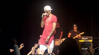 August Alsina Let Me Hit That/Numb Texas Southern Homecoming 10/24