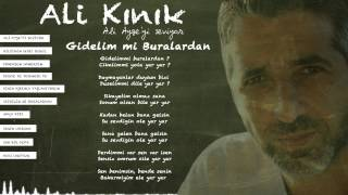 Ali Kınık - Gidelim mi Buralardan (Official Lyric Video)