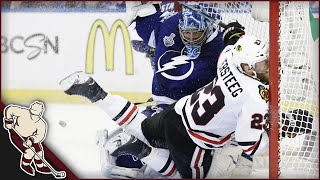 NHL: Net Collisions [Part 1]