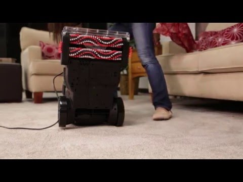 ProHeat 2X® Lift-Off® Upright Carpet Cleaner - PowerBrush Maintenance