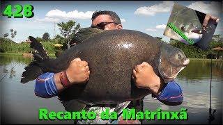 Uma espetacular pescaria Goiana no Recanto da Matrinxã - Fishingtur na TV 428