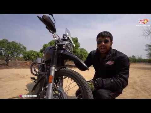 Motoroctane Youtube Video - Hero XPulse 200 Review - New off roader