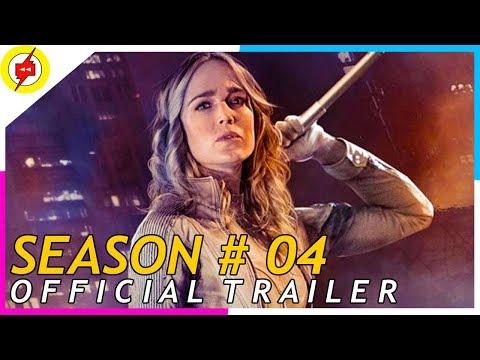 LEGENDS OF TOMORROW | Season 4 Trailer | The CW Series