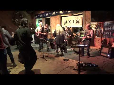 Stormy Monday Jam – Axis @ Slim's Bar