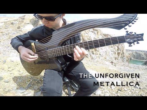 , title : 'The Unforgiven - Metallica - Harp Guitar Cover - Jamie Dupuis'
