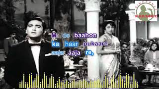 In Hawaon Mein In Fizaon Mein Hindi Karaoke For Male Singers With  Lyrics