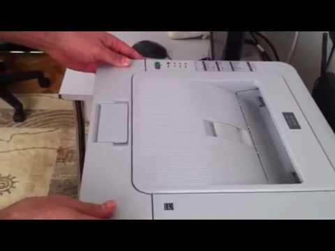 Brother printer HL-2130 Toner reset