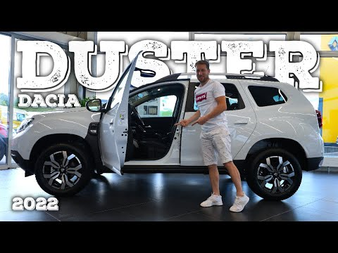 New Dacia Duster 2022 Review