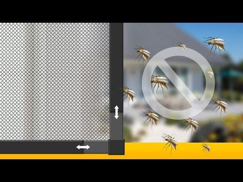 Insektenschutz-Fenster TELESCOPE - Schellenberg