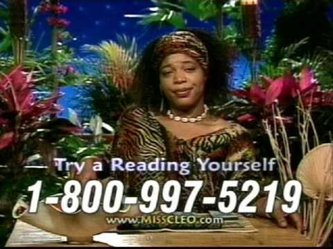Ms Cleo finds a believer