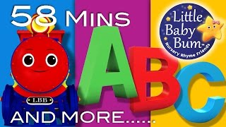 Little Baby Bum - ABC Train