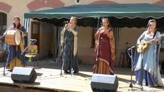 Skupina historické hudby EUPHORICA v Domažlicích