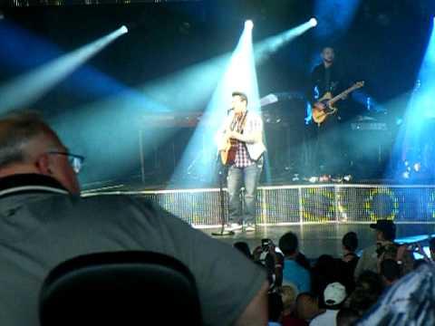 Andrew Garcia - Straight Up American Idol Tour 2010