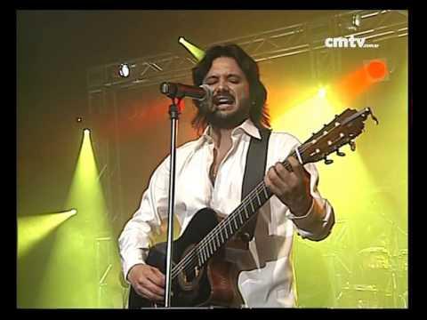 Jorge Rojas video Las alas de la libertad - CM Vivo Octubre 2005