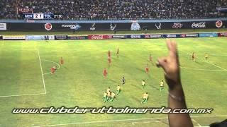preview picture of video 'Resumen CF Mérida vs Toluca Llave 1 Copa MX'