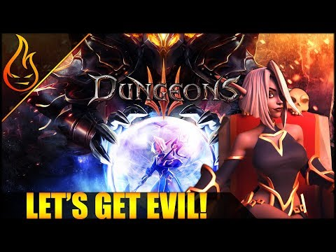 The Shadow Of Absolute Evil | Dungeons 3 Ep1 (видео)
