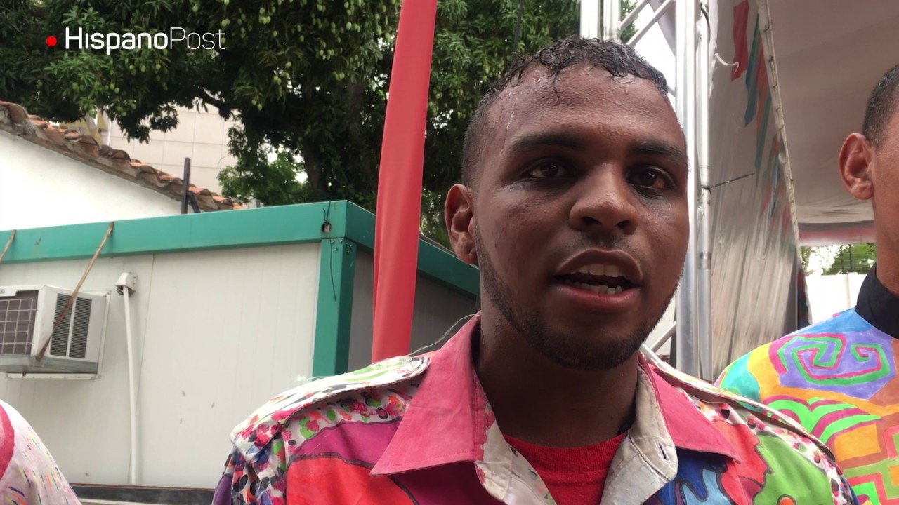 """Los """"diablos"""" invaden 11 pueblos de Venezuela el día de Corpus Christi"""