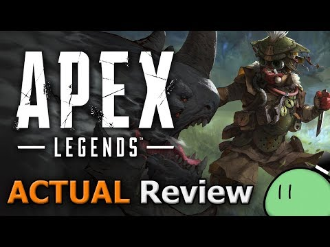 Apex Legends (ACTUAL Game Review) video thumbnail