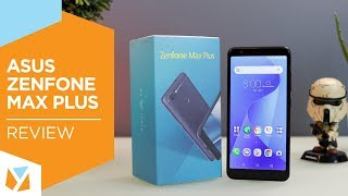 Asus Zenfone Max Plus Review