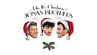 Mp3 Like It S Christmas Jonas Brothers