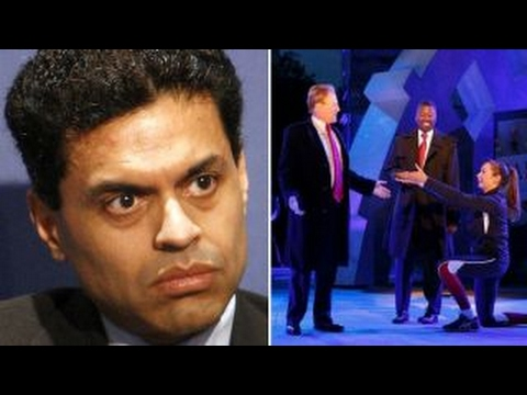 Fareed Zakaria raves about Trump-inspired 'Julius Caesar'