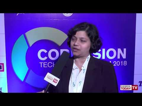 Mrunal Vaidya, Covestro - Corrosion Technology Forum 2018