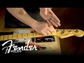 How To Change Your Bass Strings Fender