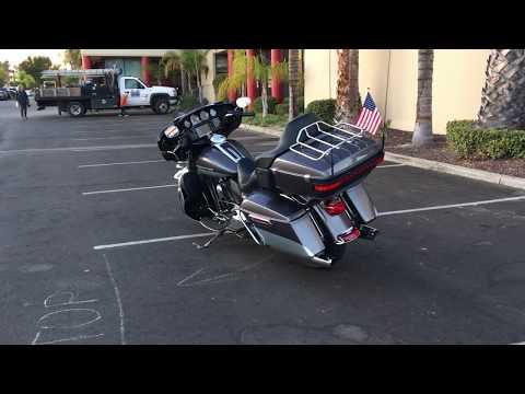 2014 Harley-Davidson Ultra Limited in Murrieta, California
