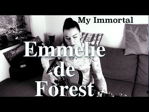 My Immortal Evanescence Cover