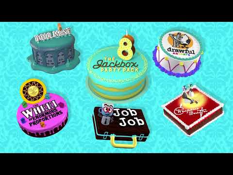 The Jackbox Party Pack 8 (PC) - Steam Key - GLOBAL - 1