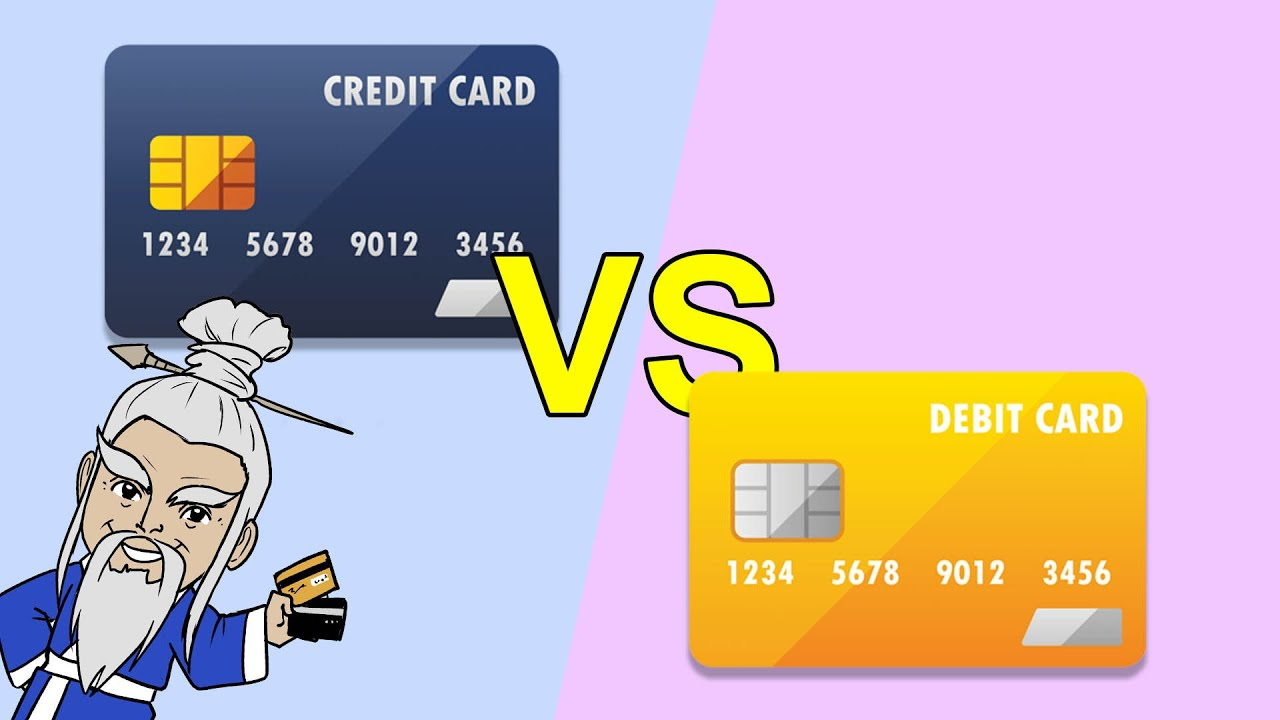 Credit Cards VS Debit Cards: What is the Distinction? thumbnail
